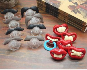 Funny Silicone Baby Pacifier Dummy Nipple Teethers Infant Toddler Feeding Pacy Orthodontic Teat Baby Nipple Pacifier Gift c026