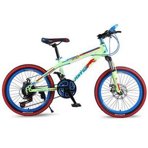 New StyleChildren's Bicycle Children Go To School By Portable Bicycle Steel Material Full Shockingproof Fram