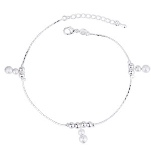 5 Designs Charm Bracelets 925 Sterling Silver Fashion Beads Party Jewelry Gift for Women Girls Gourd Animal Dolphin Star Heart Chain Bangle