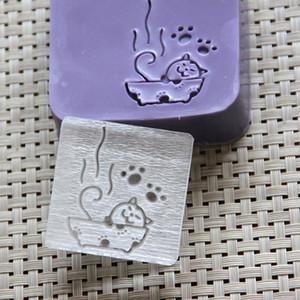 Николь Acrylic Soap Печать Печать Для Натурального мыла ручной работы Другого выпекания