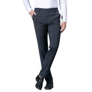 TFETTERS 2019 Yeni Varış Kaliteli Erkek Takım Elbise Pantolon Resmi Giyim Yaz Rahat Pantolon Yeni Erkek Takım Elbise Pantolon Erkek Pantolon Suits