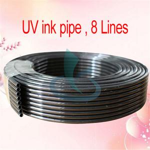 Alta qualidade para Epson DX4 DX5 DX6 DX7 cabeça de impressão tubo de tinta 3x1.8mm 3X2MM 8 maneiras para Roland Mimaki Mutoh Allwin Zhongye tubo de tinta de impressora