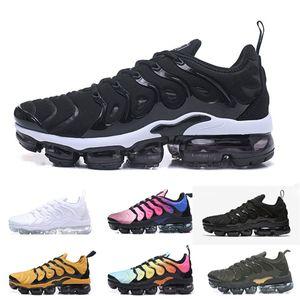 wholesale Trainers Men React tn Plus Running Shoes Women Royal Smokey Mauve String Colorways Olive In Metallic Designer White Sport Sneakers