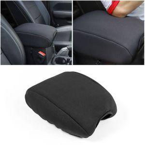 Car bracciolo Box Cover Center Console copertura bracciolo Pad per una Jeep Wrangler JL 2018+ Factory Outlet Auto Accessori Interni