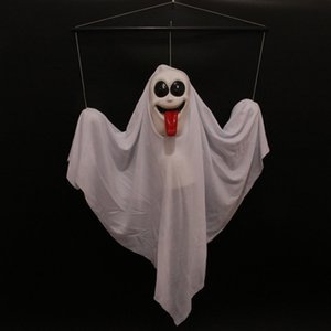 Hot Sale Halloween Funny Horror Puppet Ghost Decoration Ornaments Pendant Party Atmosphere Layout Props Ghost Festival Decoration