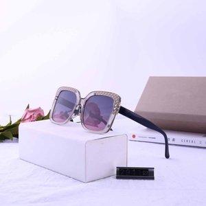 Qualitäts-klassische Pilot Sonnenbrille Marke Männer Frauen Sun-Glas-tom Brillen Gold Metal Glaslinsen Original Case Tasche # 2911