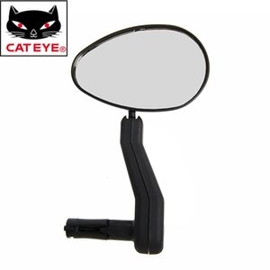 CATEYE BM-500G Bike Mirrors Left & Right Bicycle Rear View Mirror Cycling Rearview Mirror Classic Bicycle Goods Accessories New