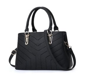libre del diseñador del envío mujeres de la moda bolsos de lujo MICKY KEN la señora PU de los bolsos de marca bolsos de cuero bolso de hombro del totalizador del bolso femenino de calidad superior