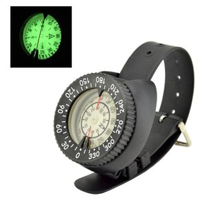 Best! Camping Wristwatch Compasses Sturdy Plastic Diving Watch Waterproof Pocket Size Hiking Gear Portable Survival Adventure
