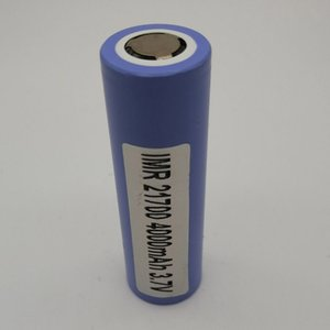 100% Высочайшее качество для Samsung 21700 Аккумулятор 4000 мАч 3.7 В 40A 18650 Батареи Аккумуляторная Литиевая Батарея Fedex Бесплатная Доставка