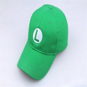 Game Super Mario Hat Cap Cute lovely Cotton sun visor baseball cap Kids Adult Prop Gift