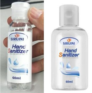 In Stock SIRUINI  AURORA Hand Sanitizer With Vitamin E 30ml 60ml 250ml 300ml 500ml Wash Free For Home Office Fedex UPS