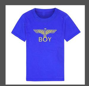 2019 New Pattern Children's Clothes Short Sleeve Pure Cotton T cute T-shirt Children Summer Boys clothing Tide