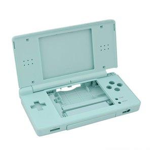 Vollersatzteile Ersatz-Taschen, Cover Taschen Spiel Zubehör Gehäuseschalen-Case Kit kompatibel für Nintendo DS Lite NDSL