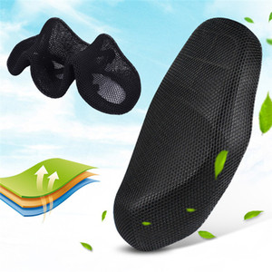 3D Sun Proof Motorcycle Scooter Electricmobike Sunscreen Seat Cover Scooter Sun Pad Heat Insulation Cushion Cover