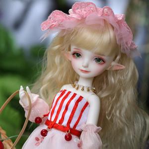 Dollzone Masia 1/6 29cm fantástico sirena de alta calidad de juguetes para los niños Oueneifs Dollzone fantansy ÁNGEL T200428