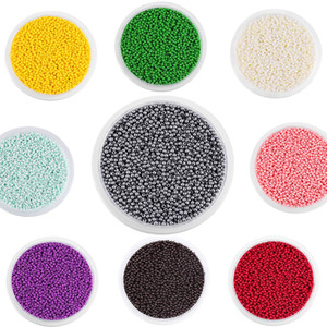 1200pcs lot 2mm Charm Miyuki Delica beads Czech Glass Seed Beads Small Round Loose Bead For DIY Jewelry Making Earrings Bracelet Components