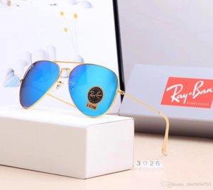 Erkek ve Kadın Brands DES için tasarlanan Yüksek Kalite Moda Güneş gözlükleri ve Sürüş Camların Moda Trend