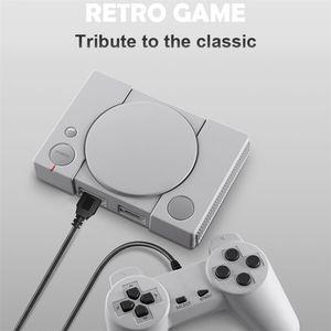 Classic Game Console a 8 bit per D25 PS1 Super Mini 620 Gioco Azione Enthusiast Entertainment System Doppio Battaglia console di gioco