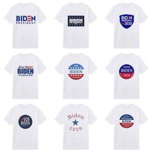 2020 Com diseño de alta calidad de los hombres de las mujeres Commes Grey New bordado del corazón del doble de la manga corta Biden camisetas bordado rojo del corazón Camiseta # 865