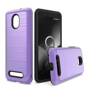Alcatel oniks revvl 2 artı idol 5 Nokia 3.1 artı Coolpad 3310 Hibrid Durumda Yeni Zırh Koruyucu Kapak aydınlatmak