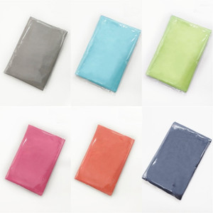 Deporte Toallas de microfibra de secado rápido de viajes a Bath Con piscina Camping toalla suave para trotar Gimnasio Deportes Toallita