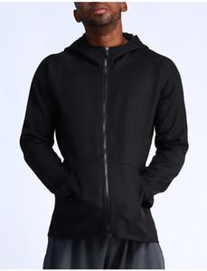 Erkekler Gençlik Öğrenci Boy Kalın Hoodies spor Running ceketler Fermuar Spor Tracksuits Eğitim Coat Uzun Kol Tişörtü