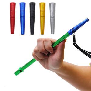 Metallo punta a goccia per metallo narghilé Sharp Bocchino con la cordicella 5 colori per Pipe di alta qualità
