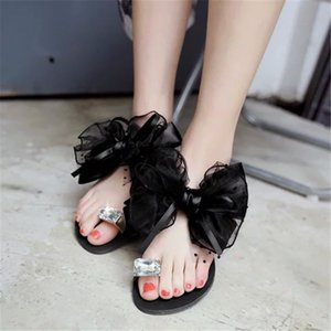 Slippers Women Shoes Summer sandals Beach Flat Slippers Outside Slides Zapatos De Mujer Shining Crystal Ladies Shoes DD32
