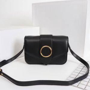 Novità di spalla del progettista Borsa M55948 Pont pelle 9 borse di alta qualità dell'unità di elaborazione della signora Clutch Crossbody Circle Firma borsa fibbia Evening Bag