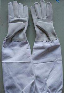 HOT Gants de protection avec manches aérées Professional Anti Bee pour Apiculture Apiculteur