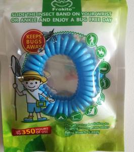 Mosquito Repellent Bracelets hand Wrist Band telephone Ring Chain Anti-mosquito bracelet Pest Control Bracelet Bands ju0453