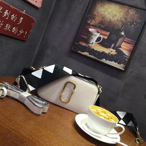 2020 Piccole Donne Piazza sacchetto di cuoio genuino larga Tracolla Disco Shoulder Bag Wallet famoso borsa della signora di stile Crossbody Borse