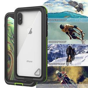 Nouvelle arrivée pour l'iPhone 11 Case 11 Pro Max IP68 étanche à 360 degrés couverture complète Protection Galaxy Note 10 cas