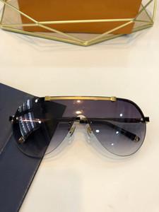 Роскошные солнцезащитные очки Мужские Солнцезащитные очки Женщины Классический Горячий Стиль Планка Металл Рамка 1232 UV400 Защита Наружное Очки Высокое качество с коробкой