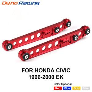 Для Honda для Civic 96-00 EX DX GX HX LX SI задний нижний рычаг управления подрамник скоба стяжка рычаги ASR комплект одна пара