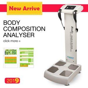 2019 Best Selling disegno professionale Body Fat Analyzer Corpo Corpo umano Analyzer Composizione Analizzatore di trasporto del DHL