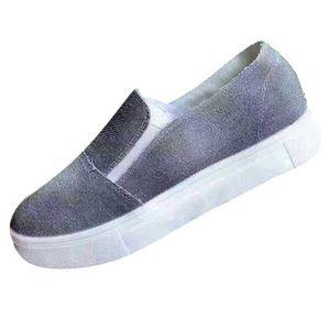 xiniu Alta Qualidade 2019 Mulheres Primavera Flats Shoes Plataforma Sneakers mocassim Flats senhoras preguiçosos Casual Shoes Women # 0724