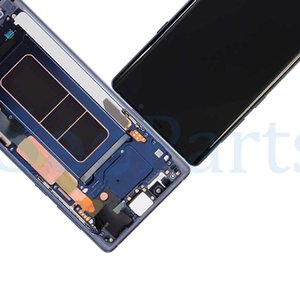 5 Pieces Original OEM LCD Display Touch Digitizer Assembly For Samsung Note9 With Frame