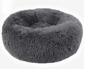 Haustier-Hundebett Bequeme Donut Cuddler Round Dog Kennel Ultra Soft waschbar Hund und Katze Kissen Bett Winter-Sofa warm