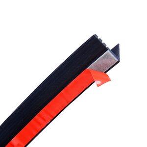 Striscia di gomma auto bordo di tenuta Strips Auto Glue Per parabrezza striscia di protezione in gomma Rumore Isolamento delle finestre Seal per auto