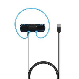USB-Ladekabel für Sony NWZ-273 273s 274s Bluetooth Kopfhörerkabel mit Datenübertragung schwarz 1M 100cm TPE NWZ-WS 613 615 mp3-Kopfhörer