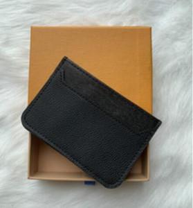 NEO PORTE CARTES N62666 Mens del diseñador de moda Monedero 4 6 Titular clave de la tarjeta de crédito de la moneda del caso Organizador de bolsillo bolsa de la llave Pochette Cle Doble