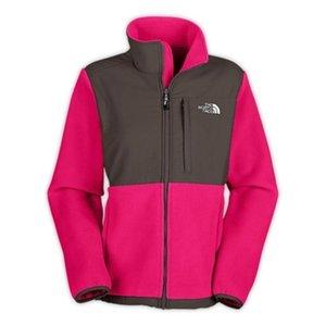 Ücretsiz Kargo Yeni Kış Kadın Fleece kuzey Sıcak Ceketler Windproof Coats Açık Casual Yumuşak Kabuk Aşağı Kayak Spor Ceket 03 yüz