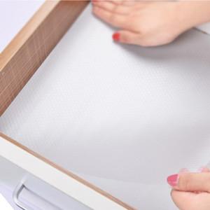 Schublade Pad Papier 45 * 120 cm Verdicken Transparente Küche Isolierung Wasserdicht Ölbeständiges Tischset Feuchtigkeitsfest Heim Kleiderschrank Matte DH0555