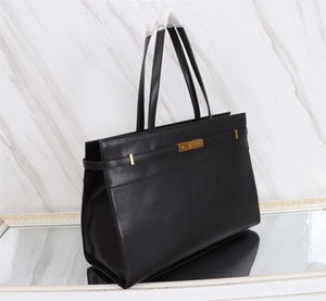 2019 sıcak satmak SLP bayanlar yüksek kalitede moda rahat Deri Çanta AC MANHATTAN Güney Afrika Mischpalette Bez Alışveriş Çantası size40x30x15 handbags