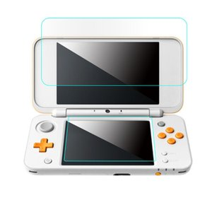 1 set Tempered Glass LCD Screen Protector for Nintendo New 2DS XL LL 2DSXL 2DSLL