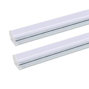 차고 워크샵 T20 LED 유틸리티 숍 라이트 4FT 45W 6500K 슈퍼 밝은 4800 루멘 프로스트 4 '연결 가능한 LED 둘러싼 숍 라이트