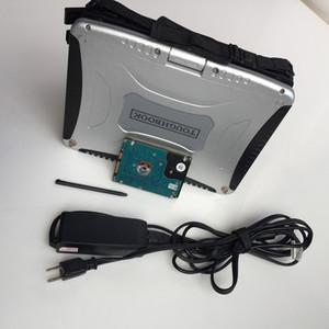 dhl gratuit alldata CF19 alldata 10,53 et ordinateur portable la version réparation auto installée CF19 Toughbook toucher hdd 1To