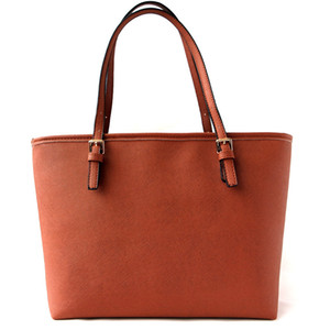 high quality Hot selling classic style Lady purse casual handbags fashion purse women bags PU leather handbags ladies shoulder tote 6821